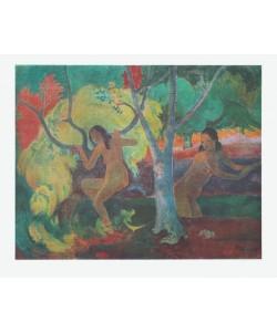 Paul Gauguin, Badende Mädchen