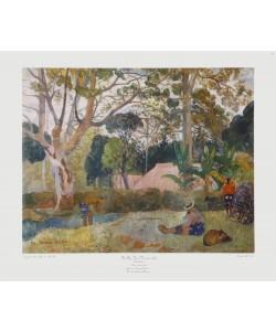 Paul Gauguin, Der große Baum