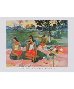 Paul Gauguin, Nave Nave Moe - Herrliches Geheimnis, Süße Träume, 1894