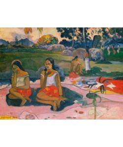Paul Gauguin, Nave Nave Moe