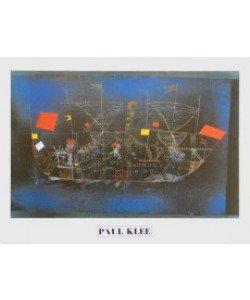 Paul Klee, Abenteuer - Schiff, 1927