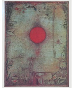 Paul Klee, Ad Marginem, 1930
