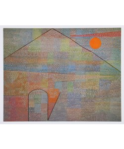 Paul Klee, Ad Parnassum - 1932