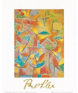 Paul Klee, Bimba e zia, 1937