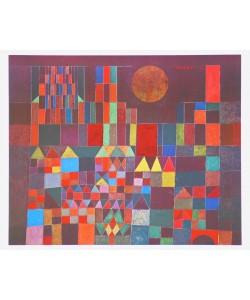 Paul Klee, Burg und Sonne - 1928