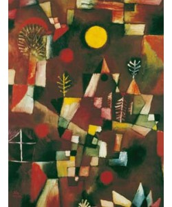 Paul Klee, Der Vollmond