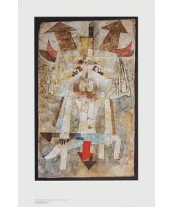 Paul Klee, Der wilde Mann