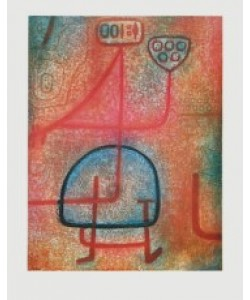 Paul Klee, Die schöne Gärtnerin
