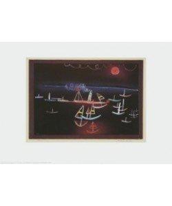 Paul Klee, Flotille am kalten Morgen
