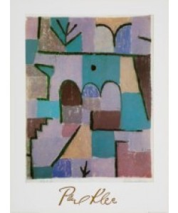 Paul Klee, Garten im Orient, 1937