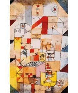 Paul Klee, Haus Inneres