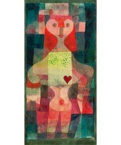Paul Klee, Herzdame