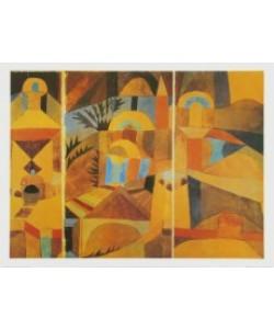 Paul Klee, Il Giardino del Tempio