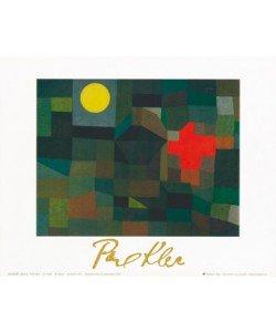 Paul Klee, Incendio la luna piena, 1933
