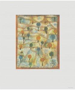 Paul Klee, Kleine rhythmische Landschaft