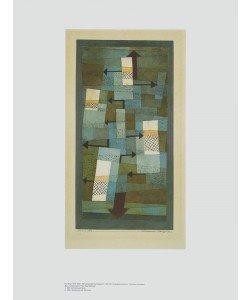Paul Klee, Schwankendes Gleichgewicht