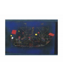 Paul Klee, Ship Of Adventurers