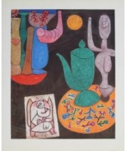 Paul Klee, Stilleben 1940