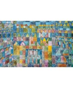 Paul Klee, Tempelviertel von Pert