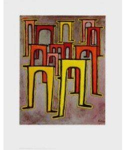 Paul Klee, Viadukte tanzen aus der Reihe