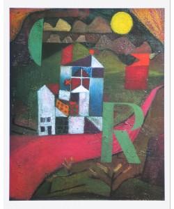 Paul Klee, Villa R. - 1919