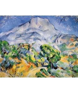Paul Cézanne, Montagne Saint-Victoire