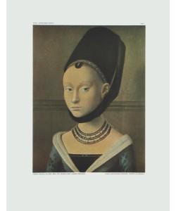 Petrus Cristus, Bildnis eines jungen Mädchens