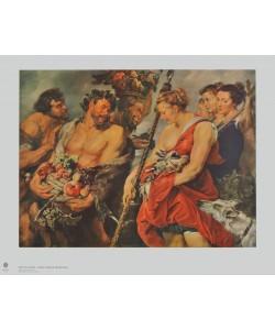 Peter Paul Rubens,  Dianas Heimkehr von der Jagd