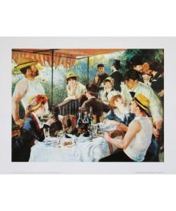 Pierre-Auguste Renoir, Das Frühstück der Ruderer