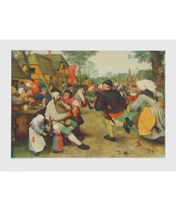 Pieter Brueghel der Ältere, Der Bauerntanz