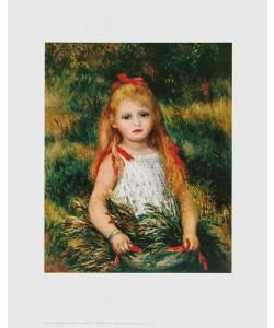 Pierre-Auguste Renoir, Das Mädchen mit der Garbe