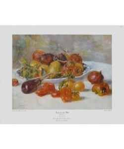 Pierre-Auguste Renoir, Früchte des Südens 1881 - Fruit du Midi