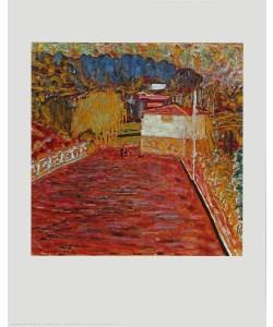 Pierre Bonnard, Die Straße der Rosen