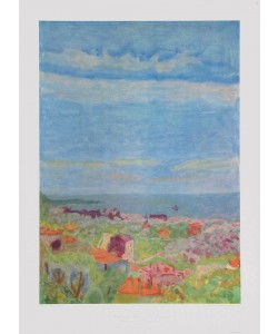 Pierre Bonnard, Le Cannet bei Nizza
