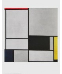 Piet Mondrian, Komposition No.2