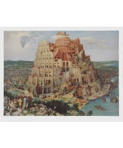 Pieter Brueghel der Ältere, Der Turmbau zu Babel