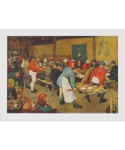 Pieter Brueghel der Ältere, Die Bauernhochzeit