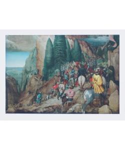 Pieter Brueghel der Ältere, Die Bekehrung des Hl.Paulus