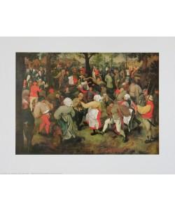 Pieter Brueghel der Ältere, Hochzeitstanz