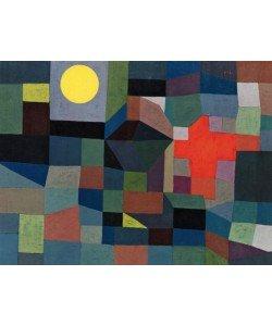 Paul Klee, Feuer bei Vollmond