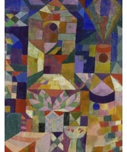 Paul Klee, Burggarten