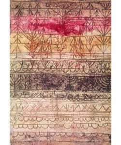 Paul Klee, Jungwaldtafel