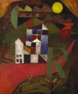 Paul Klee, Villa R