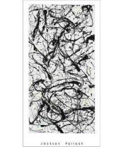 Number IIA, Jackson Pollock
