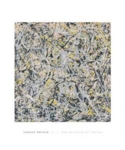 No. 4, 1949, Jackson Pollock