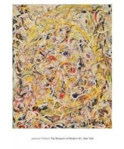 Shimmering Substance, 1946, Jackson Pollock