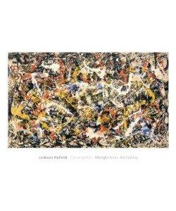 Jackson Pollock, Convergence