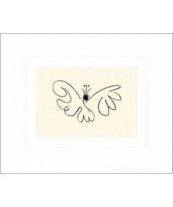 Pablo Picasso, Le Papillon