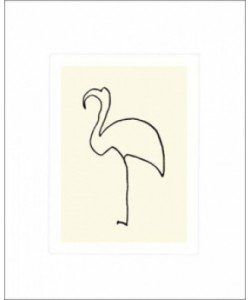 Pablo Picasso, Le flamand rose