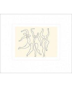 Pablo Picasso, Trois danseuses, 1924